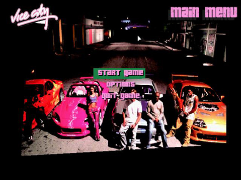 Vice city full game new look with 5 mods you ll love this again